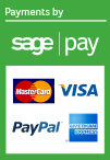 Secure payments via Sagepay