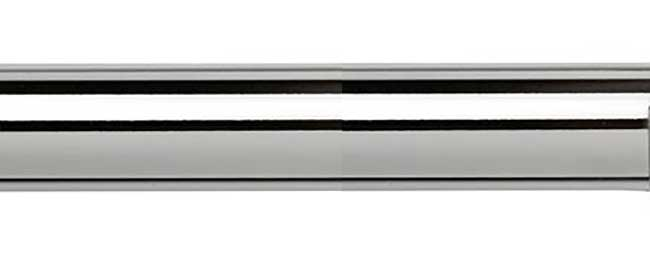Speedy 28mm Metal Pole Only 150cm Chrome