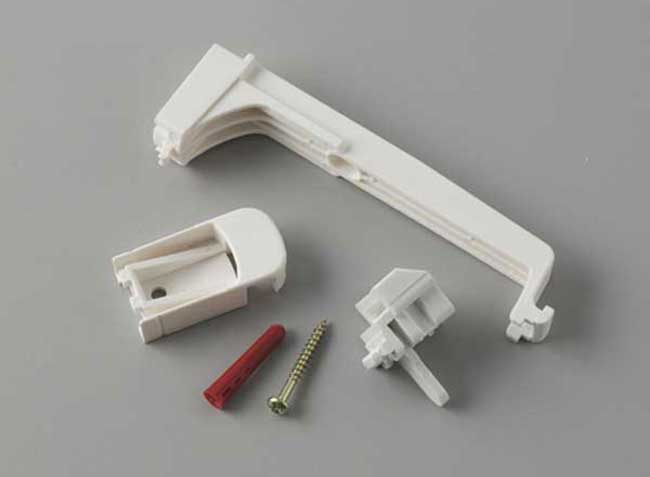 Swish Valance Extension Brackets And Connectors Pack Of 2